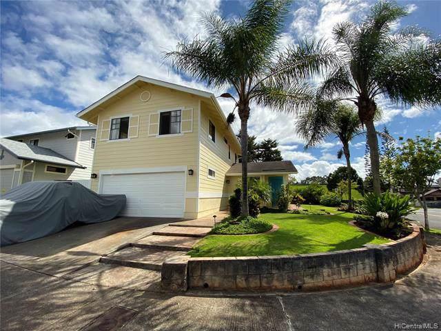 95-1075 Kekahi Street #77, Mililani, HI 96789 (MLS #201929257) :: Maxey Homes Hawaii