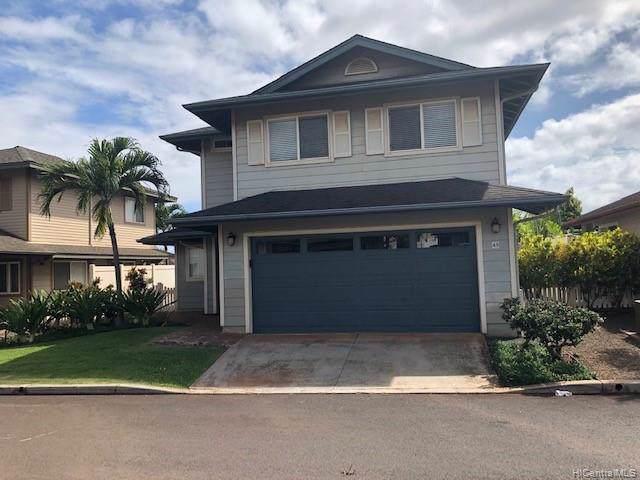 92-831 Makakilo Drive #43, Kapolei, HI 96707 (MLS #201929279) :: Barnes Hawaii