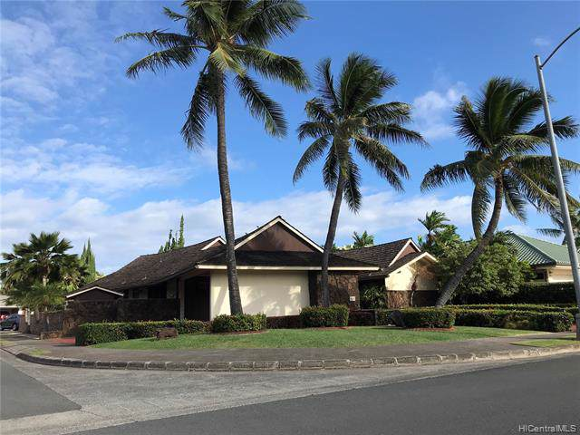 921 Waiiki Street, Honolulu, HI 96821 (MLS #201929327) :: Barnes Hawaii