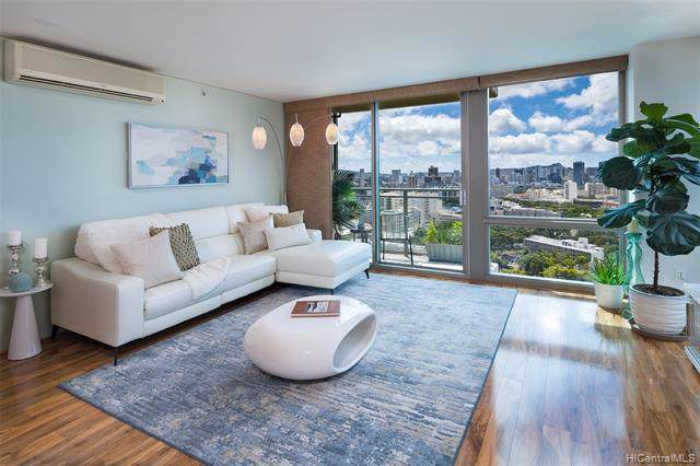 1200 Queen Emma Street #2902, Honolulu, HI 96813 (MLS #201929329) :: Barnes Hawaii