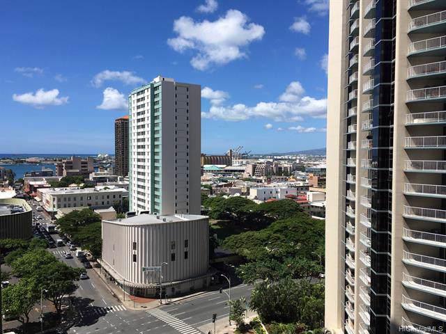 1255 Nuuanu Avenue E1310, Honolulu, HI 96817 (MLS #201929336) :: Keller Williams Honolulu