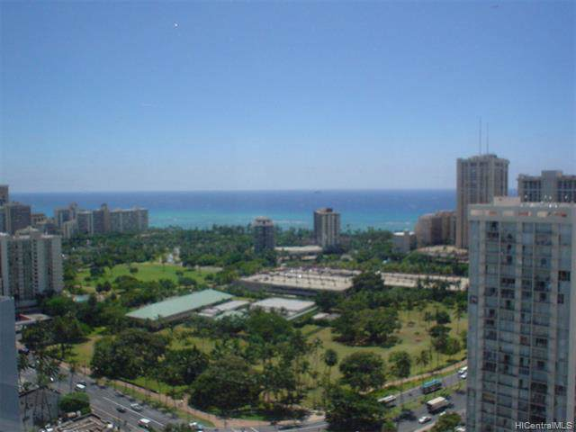 444 Niu Street #3402, Honolulu, HI 96815 (MLS #201929338) :: Barnes Hawaii