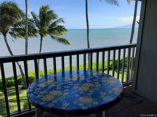 7142 Kamehameha V Highway A303, Kaunakakai, HI 96748 (MLS #201929339) :: Keller Williams Honolulu
