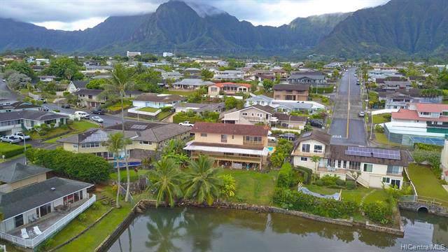 46-175 Nahiku Street, Kaneohe, HI 96744 (MLS #201929344) :: Maxey Homes Hawaii
