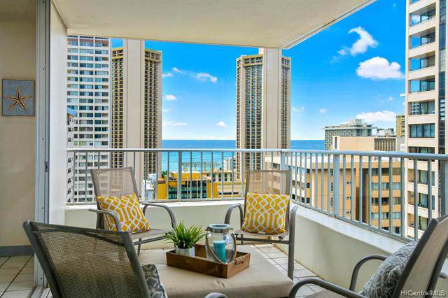 2421 Tusitala Street #1903, Honolulu, HI 96815 (MLS #201929353) :: Barnes Hawaii