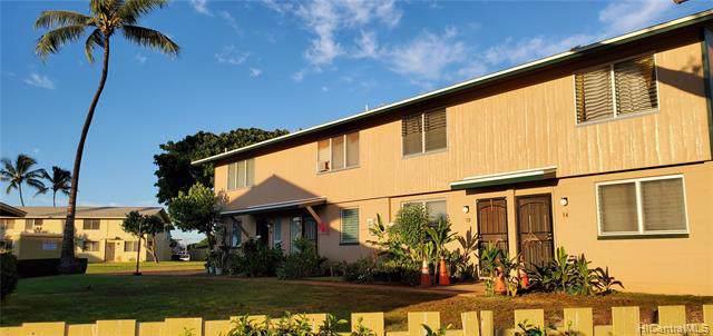 91-621 Kuilioloa Place T2, Ewa Beach, HI 96706 (MLS #201929366) :: Barnes Hawaii