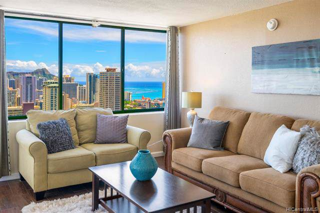 444 Niu Street Ph303, Honolulu, HI 96815 (MLS #201929368) :: Yamashita Team