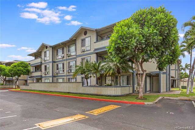 91-281 Hanapouli Circle 8E, Ewa Beach, HI 96706 (MLS #201929372) :: Barnes Hawaii