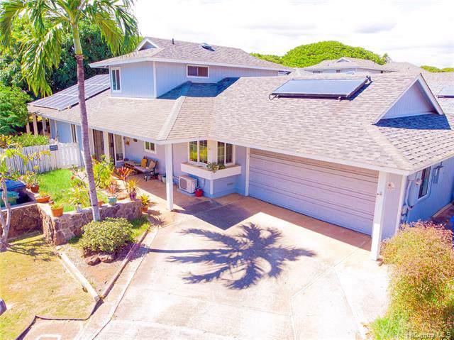 91-1065 Huluhulu Street, Ewa Beach, HI 96706 (MLS #201929373) :: Keller Williams Honolulu