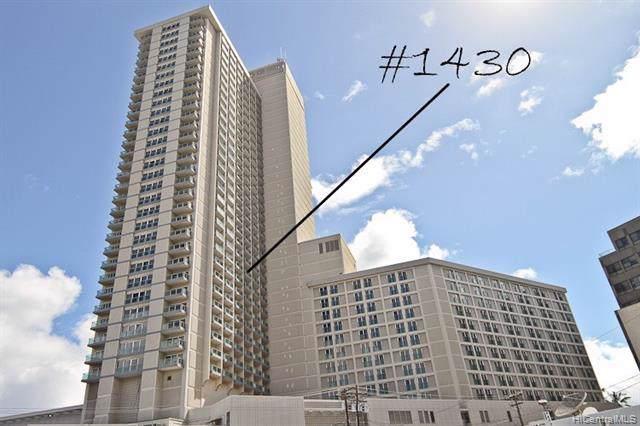410 Atkinson Drive #1430, Honolulu, HI 96814 (MLS #201929386) :: Yamashita Team