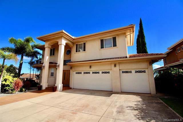 92-281 Hoalii Place, Kapolei, HI 96707 (MLS #201929399) :: Elite Pacific Properties