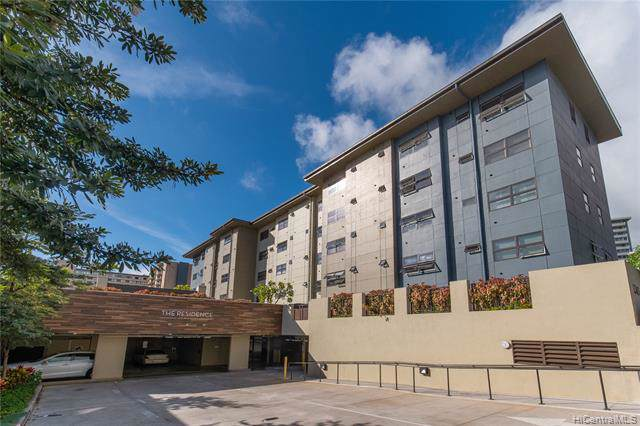 1310 Pensacola Street #303, Honolulu, HI 96814 (MLS #201929401) :: Keller Williams Honolulu
