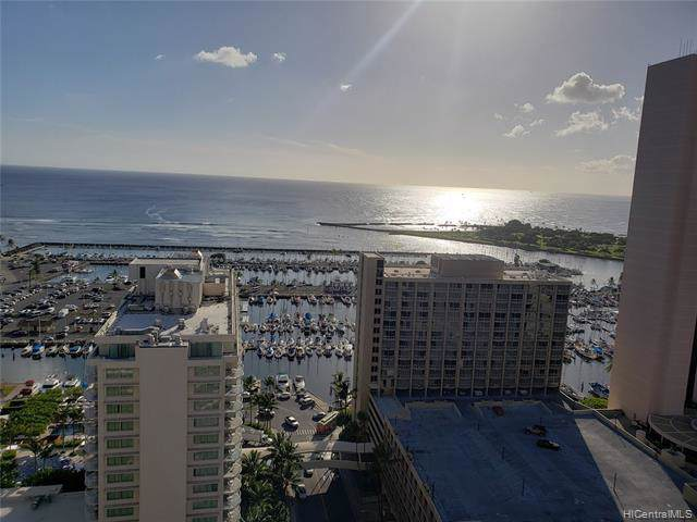 1778 Ala Moana Boulevard #3003, Honolulu, HI 96815 (MLS #201929417) :: Barnes Hawaii