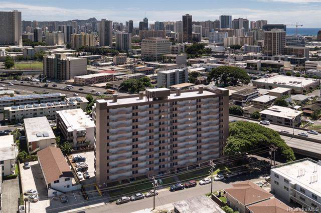 1415 Liholiho Street #306, Honolulu, HI 96822 (MLS #201929418) :: Keller Williams Honolulu