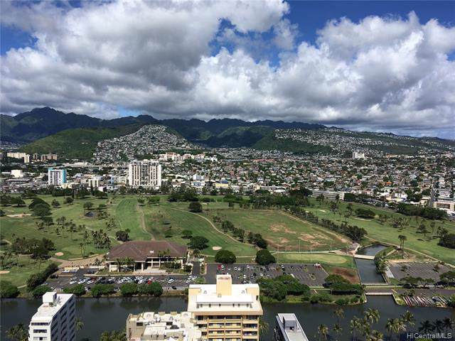 201 Ohua Avenue 3805-II, Honolulu, HI 96815 (MLS #201929435) :: Barnes Hawaii