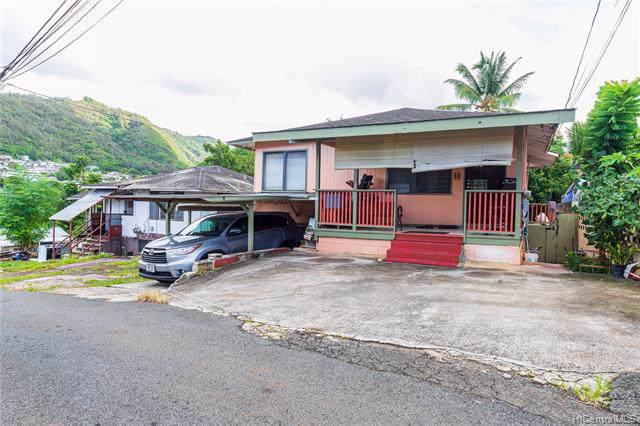 2322E Kalihi Street, Honolulu, HI 96819 (MLS #201929438) :: Maxey Homes Hawaii
