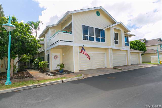 91-1120 Laaulu Street 15G, Ewa Beach, HI 96706 (MLS #201929441) :: Maxey Homes Hawaii