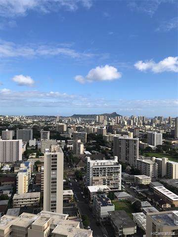 1717 Mott Smith Drive #3305, Honolulu, HI 96815 (MLS #201929445) :: Keller Williams Honolulu