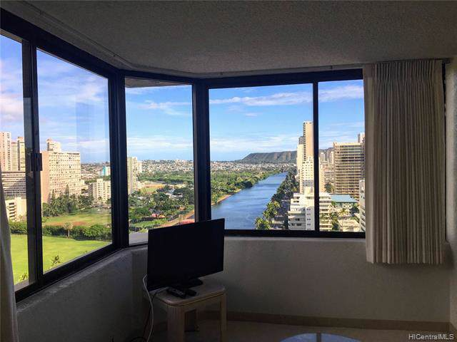 444 Niu Streets 2211/2212, Honolulu, HI 96815 (MLS #201929447) :: Barnes Hawaii