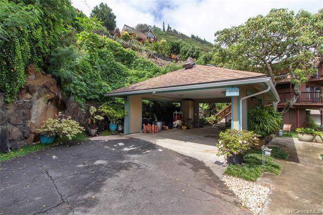 2835 Puuhonua Street B, Honolulu, HI 96822 (MLS #201929451) :: Barnes Hawaii
