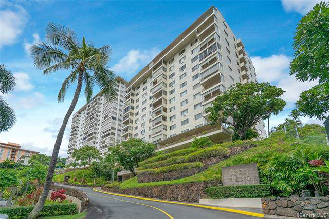 1001 Wilder Avenue #606, Honolulu, HI 96822 (MLS #201929459) :: The Ihara Team