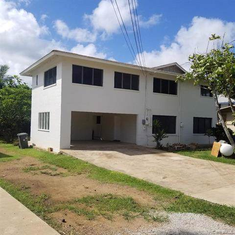 55-642 A Wahinepee Street, Laie, HI 96762 (MLS #201929475) :: Team Lally