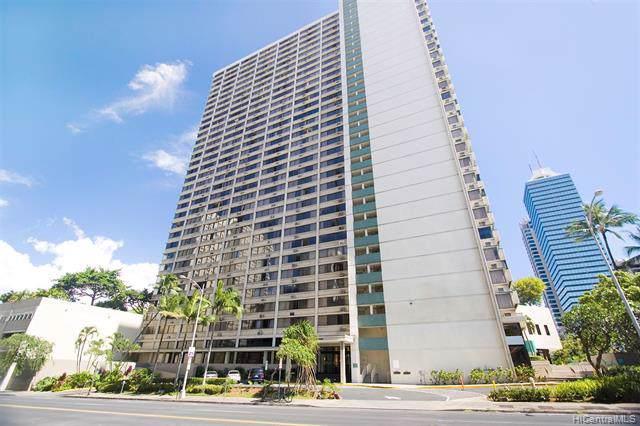 1255 Nuuanu Avenue E1109, Honolulu, HI 96817 (MLS #201929486) :: Keller Williams Honolulu