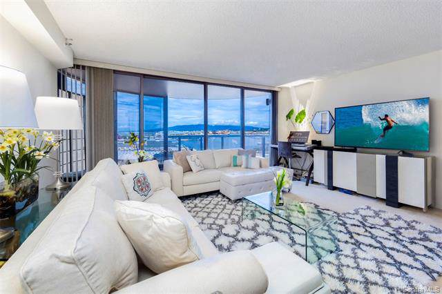 425 South Street #2302, Honolulu, HI 96813 (MLS #201929489) :: Keller Williams Honolulu
