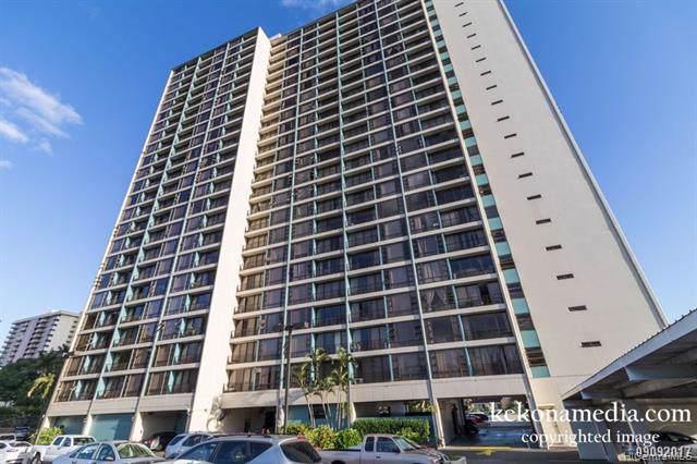 98-402 Koauka Loop #2311, Aiea, HI 96701 (MLS #201929490) :: Maxey Homes Hawaii