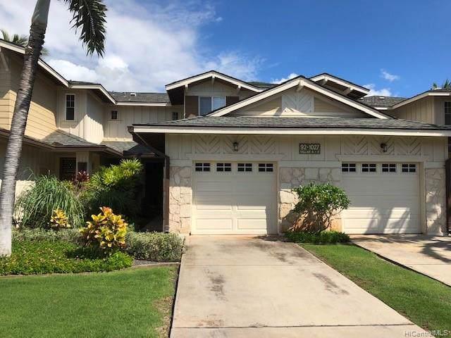 92-1027C Koio Drive M10-3, Kapolei, HI 96707 (MLS #201929499) :: Maxey Homes Hawaii