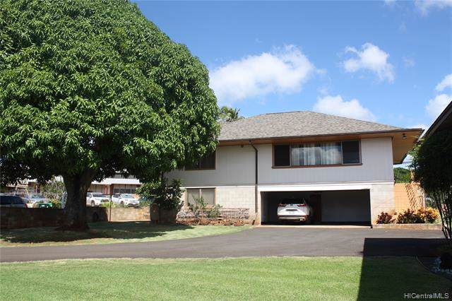 99-052 Moanalua Road A&B, Aiea, HI 96701 (MLS #201929506) :: Team Lally
