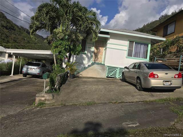 1586 Noe Street, Honolulu, HI 96819 (MLS #201929511) :: Keller Williams Honolulu