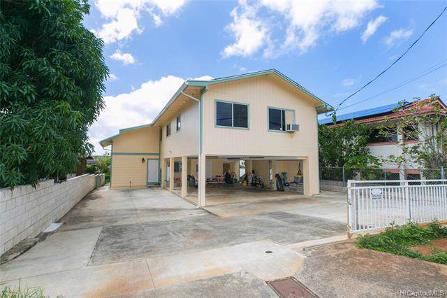 111 Bates Street, Honolulu, HI 96817 (MLS #201929534) :: The Ihara Team