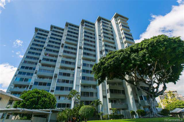 1400 Pensacola Street #902, Honolulu, HI 96822 (MLS #201929536) :: The Ihara Team