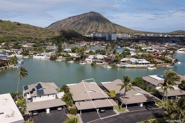 493 Opihikao Place #42, Honolulu, HI 96825 (MLS #201929537) :: Elite Pacific Properties