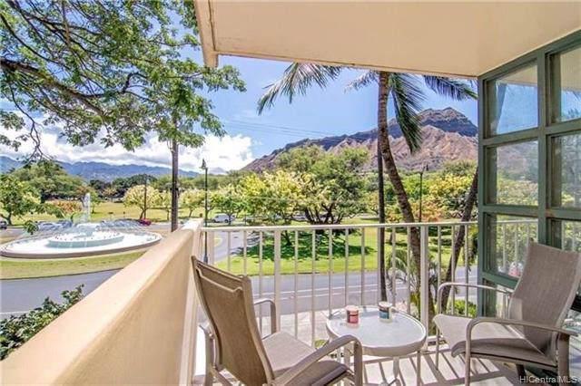 2947 Kalakaua Avenue #305, Honolulu, HI 96815 (MLS #201929543) :: Keller Williams Honolulu