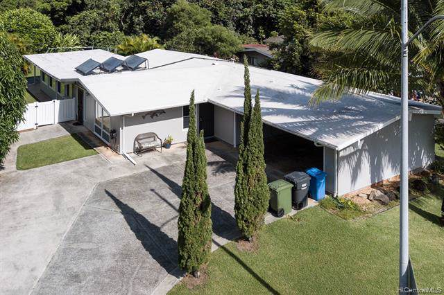 1151 Lunaapono Place, Kailua, HI 96734 (MLS #201929547) :: Team Lally