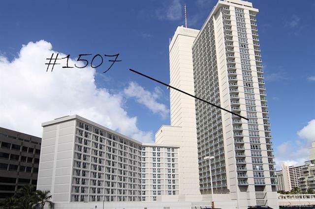 410 Atkinson Drive #1507, Honolulu, HI 96814 (MLS #201929559) :: Yamashita Team