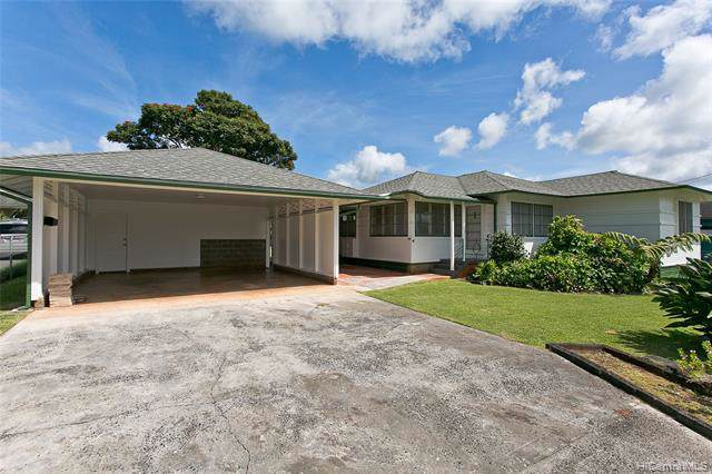 40 & 40B Rose Street, Wahiawa, HI 96786 (MLS #201929574) :: Keller Williams Honolulu