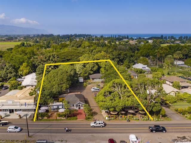 66-239 Kamehameha Highway, Haleiwa, HI 96712 (MLS #201929582) :: The Ihara Team