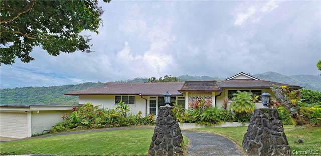 3328 Kamaaina Drive, Honolulu, HI 96817 (MLS #201929605) :: Team Lally
