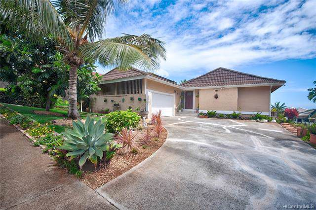 989 Kaluanui Road, Honolulu, HI 96825 (MLS #201929642) :: Keller Williams Honolulu