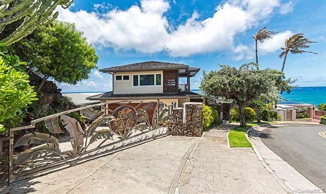 4240 Kaikoo Place, Honolulu, HI 96816 (MLS #201929644) :: The Ihara Team