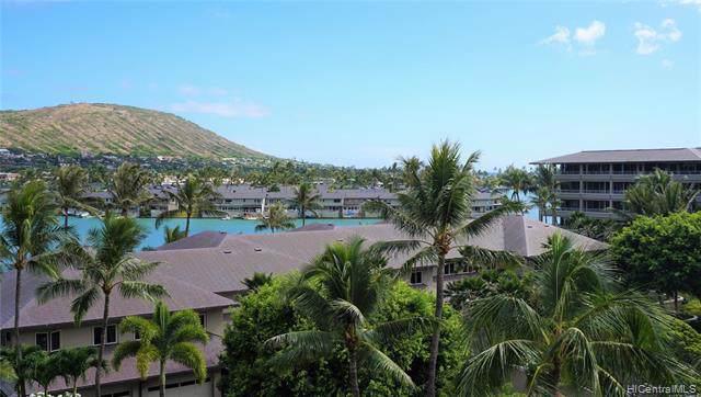 1 Keahole Place #3606, Honolulu, HI 96825 (MLS #201929664) :: Barnes Hawaii