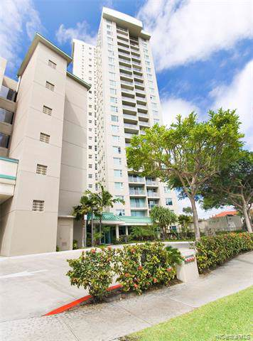 215 N King Street #1705, Honolulu, HI 96817 (MLS #201929666) :: Keller Williams Honolulu