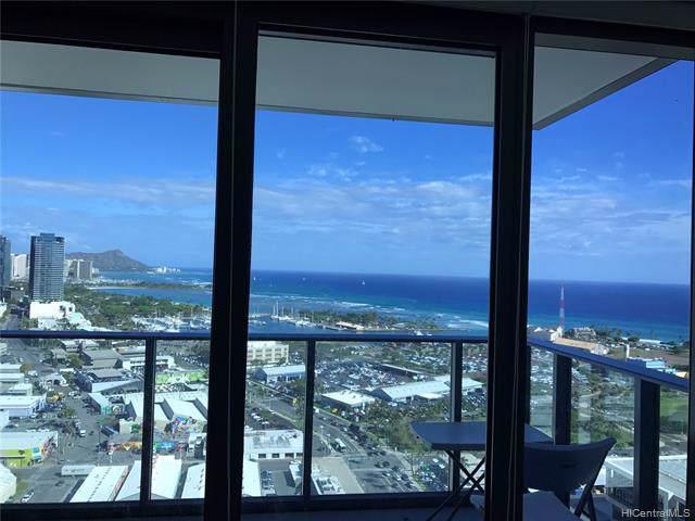 600 Ala Moana Boulevard #3105, Honolulu, HI 96813 (MLS #201929669) :: Keller Williams Honolulu