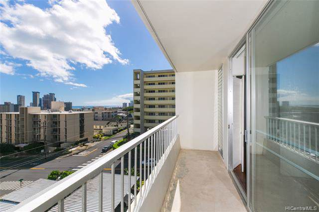 1515 Ward Avenue #402, Honolulu, HI 96822 (MLS #201929717) :: The Ihara Team