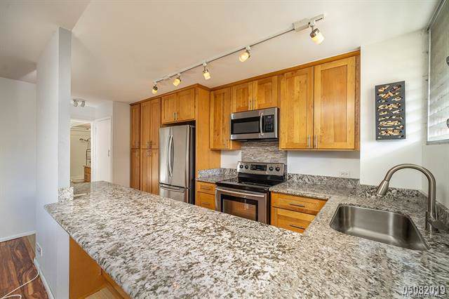 1401 Lusitana Street #406, Honolulu, HI 96813 (MLS #201929767) :: Keller Williams Honolulu
