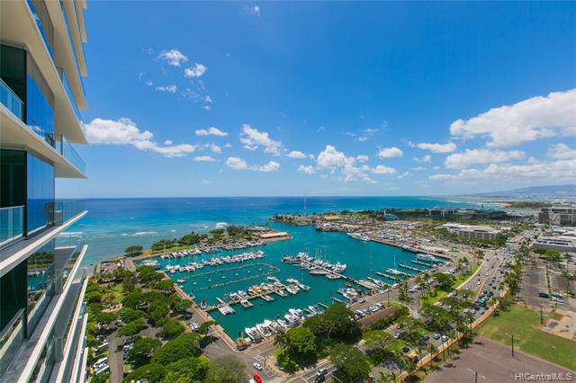1118 Ala Moana Boulevard #2405, Honolulu, HI 96814 (MLS #201929772) :: Keller Williams Honolulu