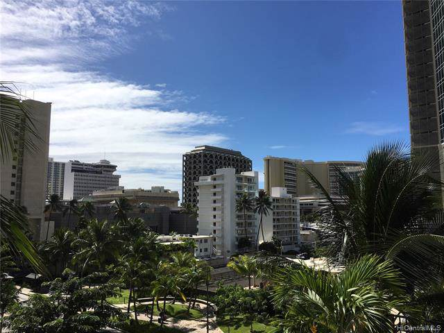 2140 Kuhio Avenue #502, Honolulu, HI 96815 (MLS #201929779) :: Keller Williams Honolulu